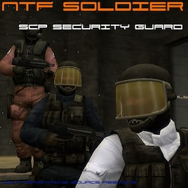 Steam Workshop :: CSS styled NTF Soldier and SCP Security Guard NPCS