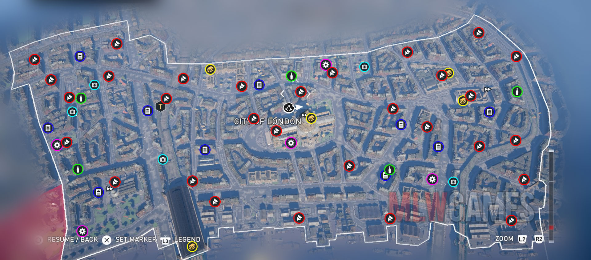 Steam Community Gids All Collectible Locations In Assassin S Creed Syndicate