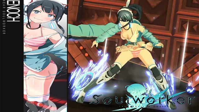 Steam Workshop :: Soul Worker - Boss Enoch replaces Zoey