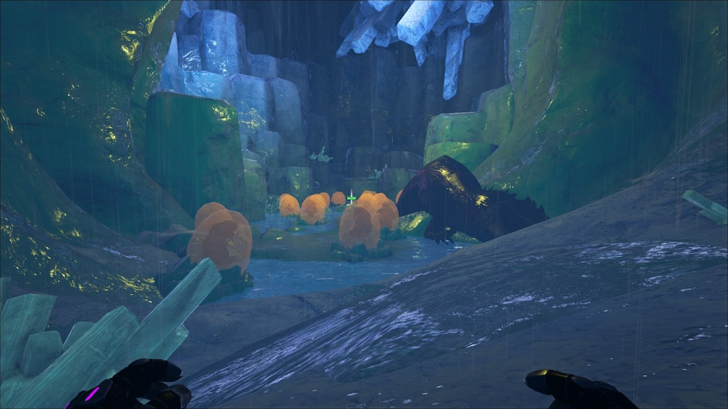 Steam Community :: Screenshot :: Ragnarok Ice-Cave