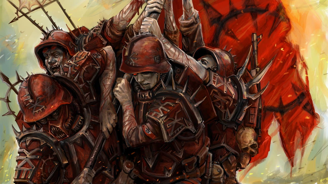 Image result for Bloodpact warhammer