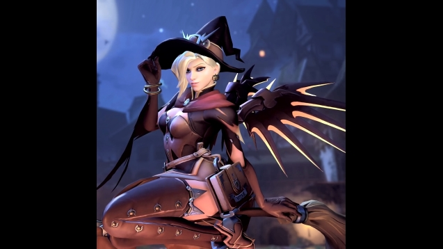 Steam Workshop :: Overwatch - Mercy Halloween