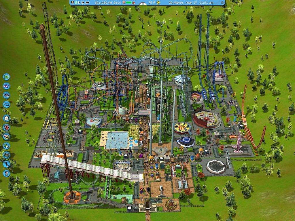Steam Community :: Screenshot :: First Scenario Park