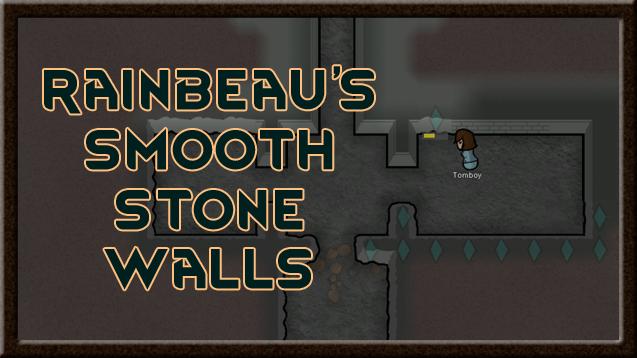 [RF] Smooth Stone Walls [b18]