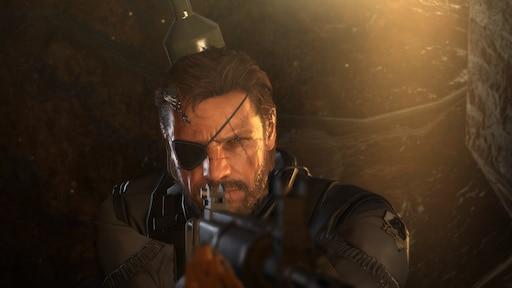 Steam Workshop::Nombat - Metal Gear Solid 3