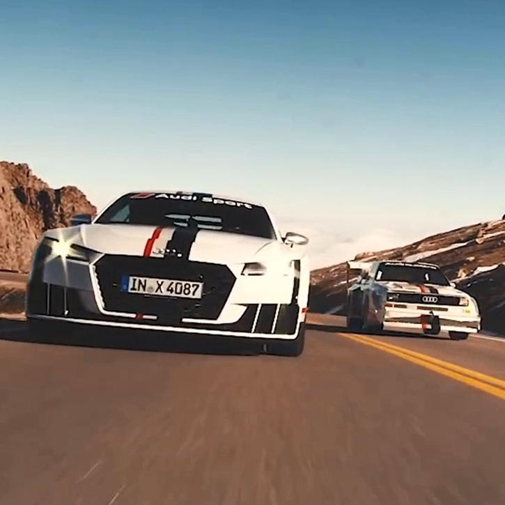 Steam Community Audi Quattro S1 Vs Audi Tt Rs Clubsport