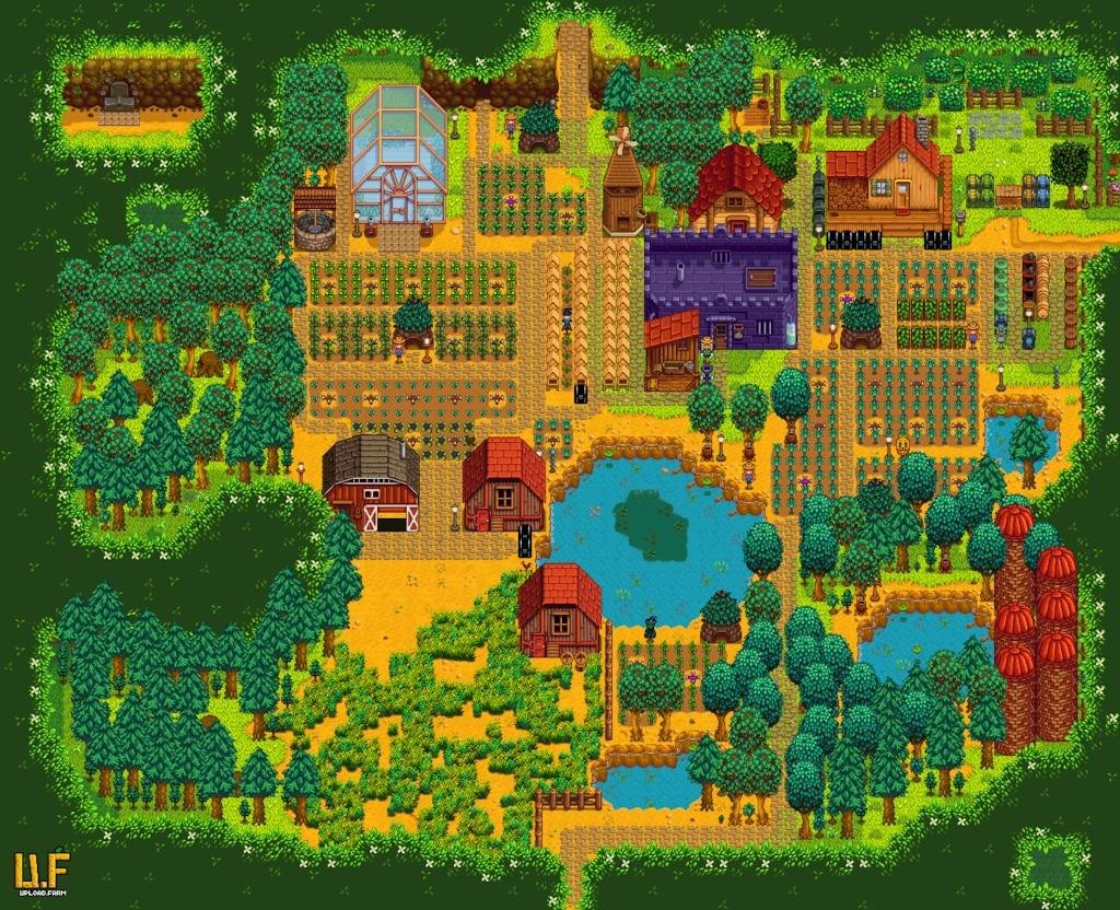Comunidade Steam :: :: Stardew Valley - Foresty Farm