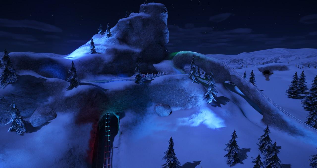 Blizzard Peak Bobsleds