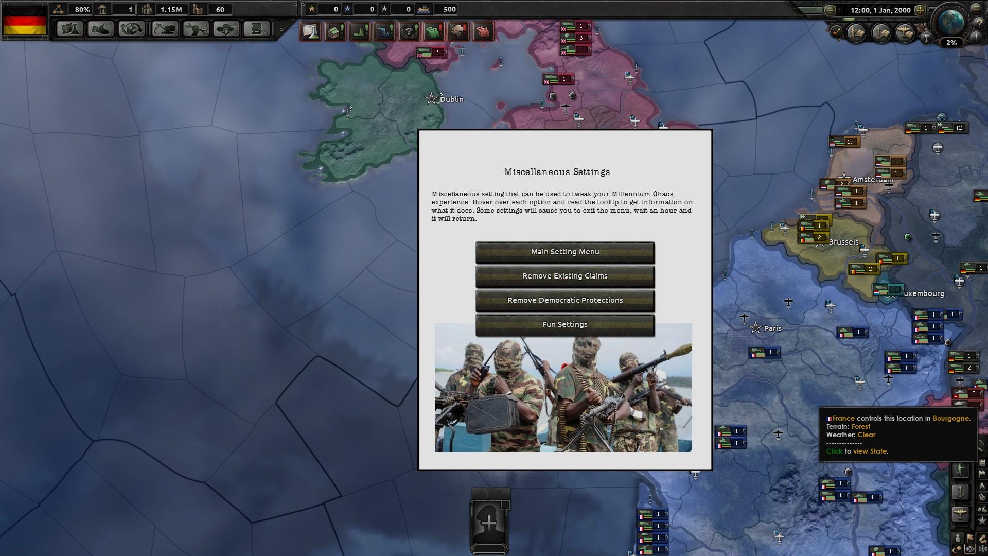 Steam Workshop :: Millennium Chaos: A Modern Day AI mod