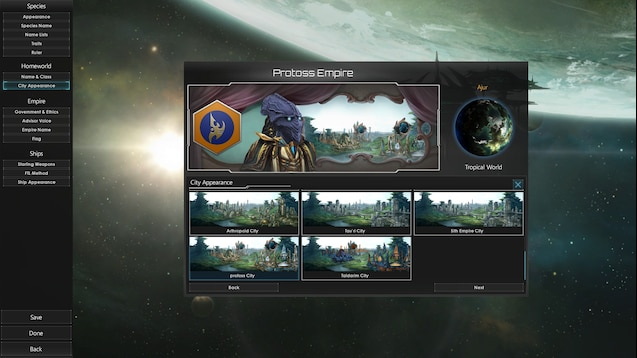 Steam Workshop :: StarCraft - Protoss (2 3)