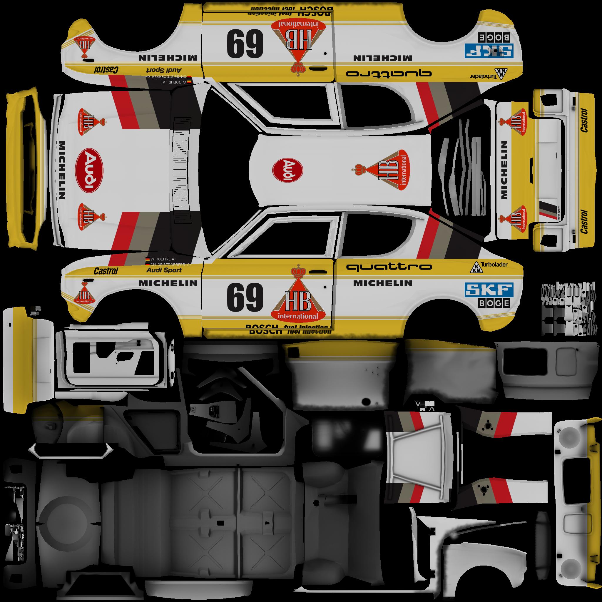 Steam Közösség Audi Quattro S1 Walter Roehrl