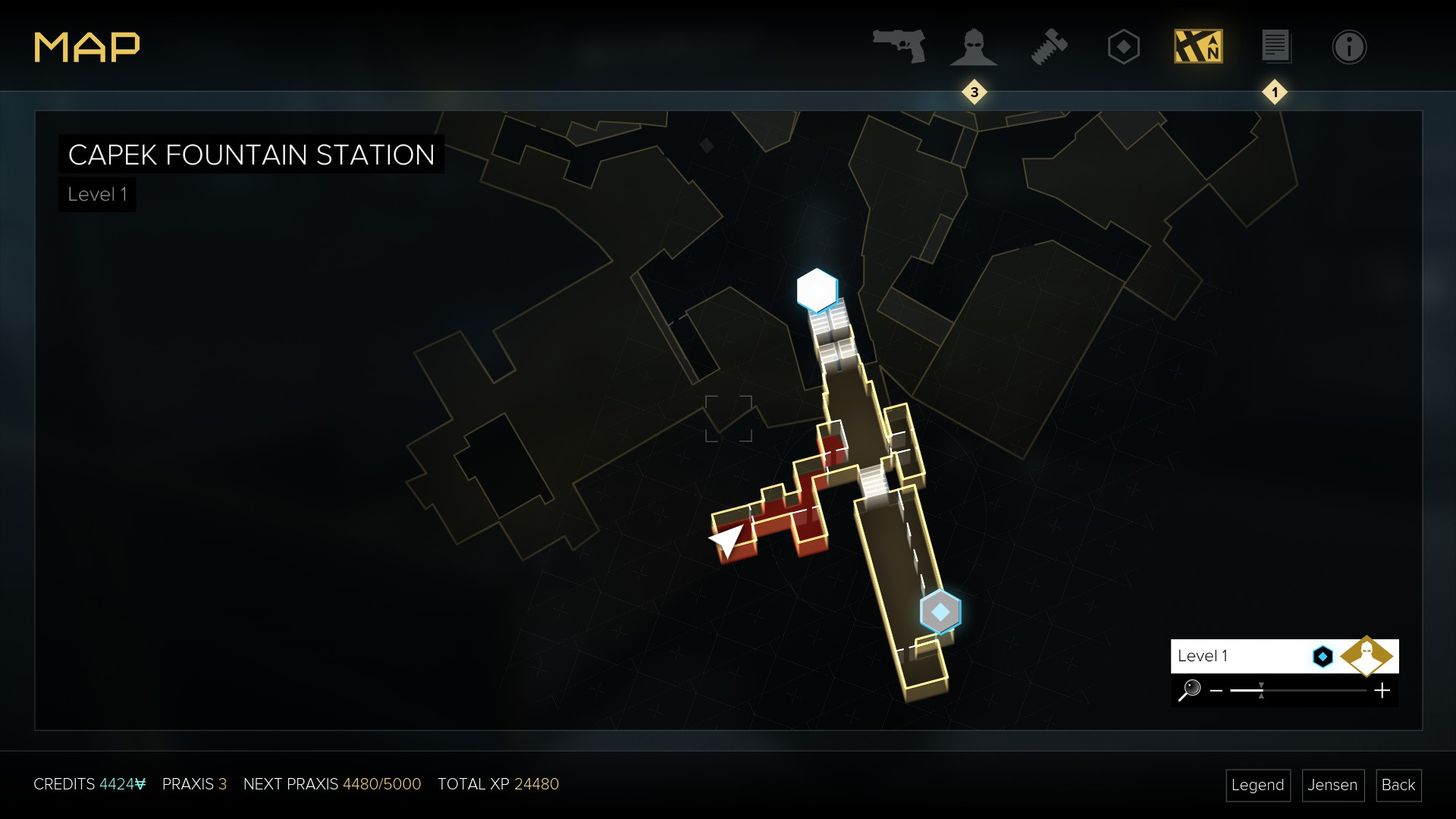 Steam Community :: Guide :: Breach Software locations (text