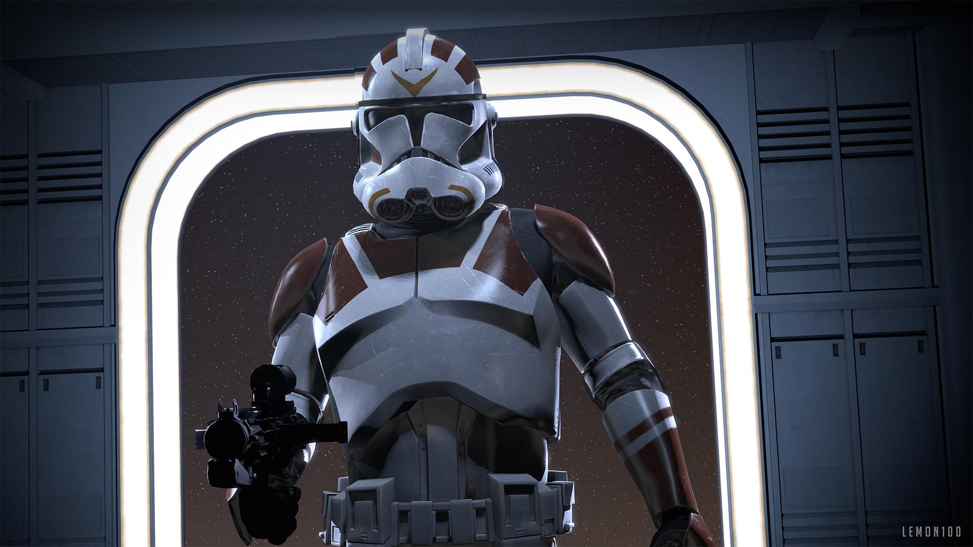 steam workshop star wars battlefront ii clone trooper part 3