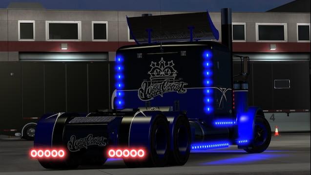 Steam Workshop :: West Coast Customs Peterbilt 389 (viper2+