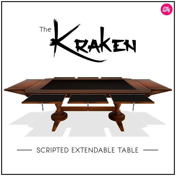 The Kraken Table