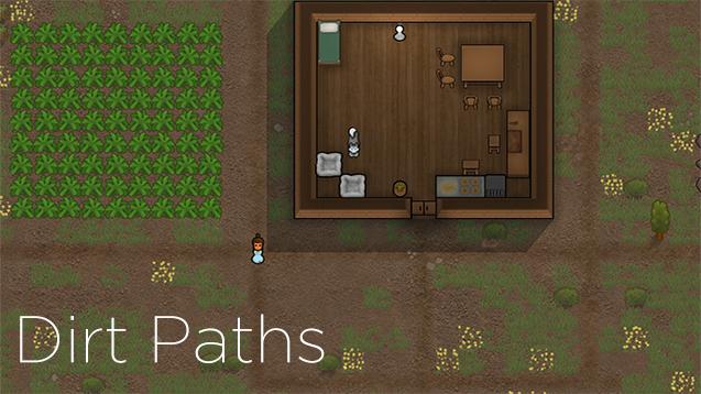 Dirt Paths [1.0]