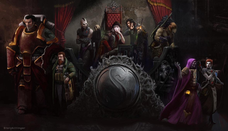 Steam Workshop :: Warhammer 40K Dark Trader RP