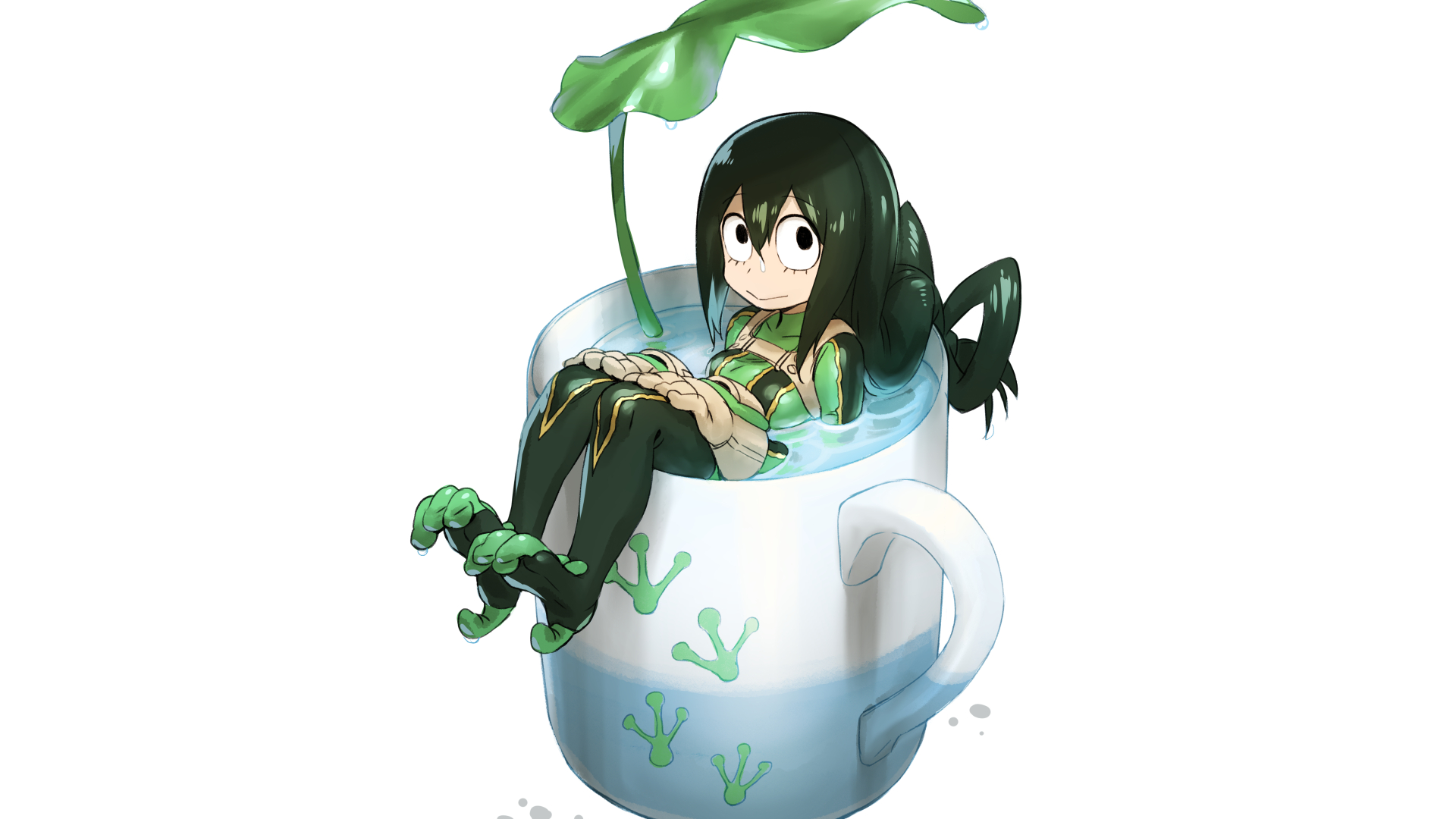 Steam Workshop Boku No Hero Academia Asui Tsuyu Froppy