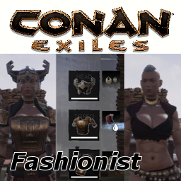 Fashionist v3.2.0 (1.0 and DLC compatible)