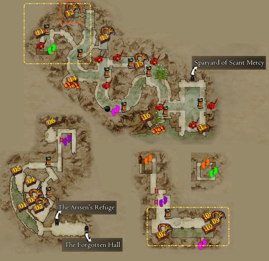 Steam Community Guide Bitterblack Island Maps