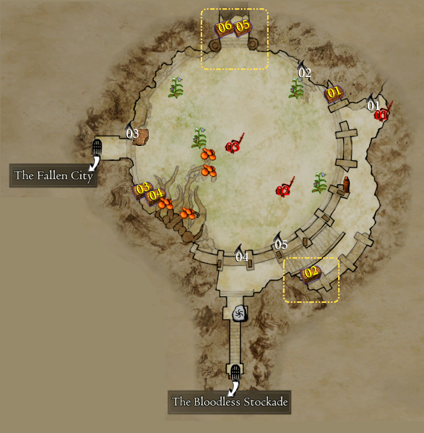 Steam Community :: Guide :: Bitterblack Island Maps on