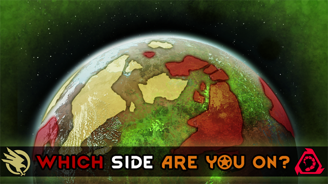 [B18]TiberiumRim: Factions - Which Side Are You On?