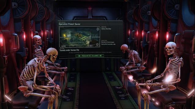 Steam Workshop Wotc Spooky Scary Skeletons