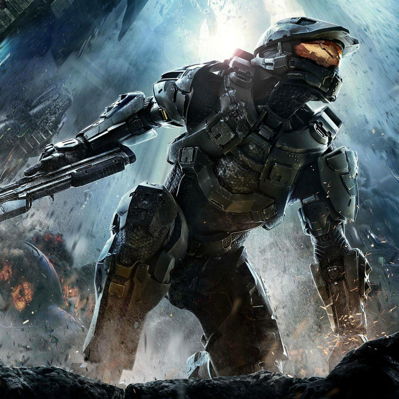 Halo Wallpaper Engine