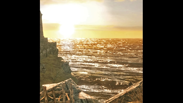 View Majula Dark Souls 2 Wallpaper JPG