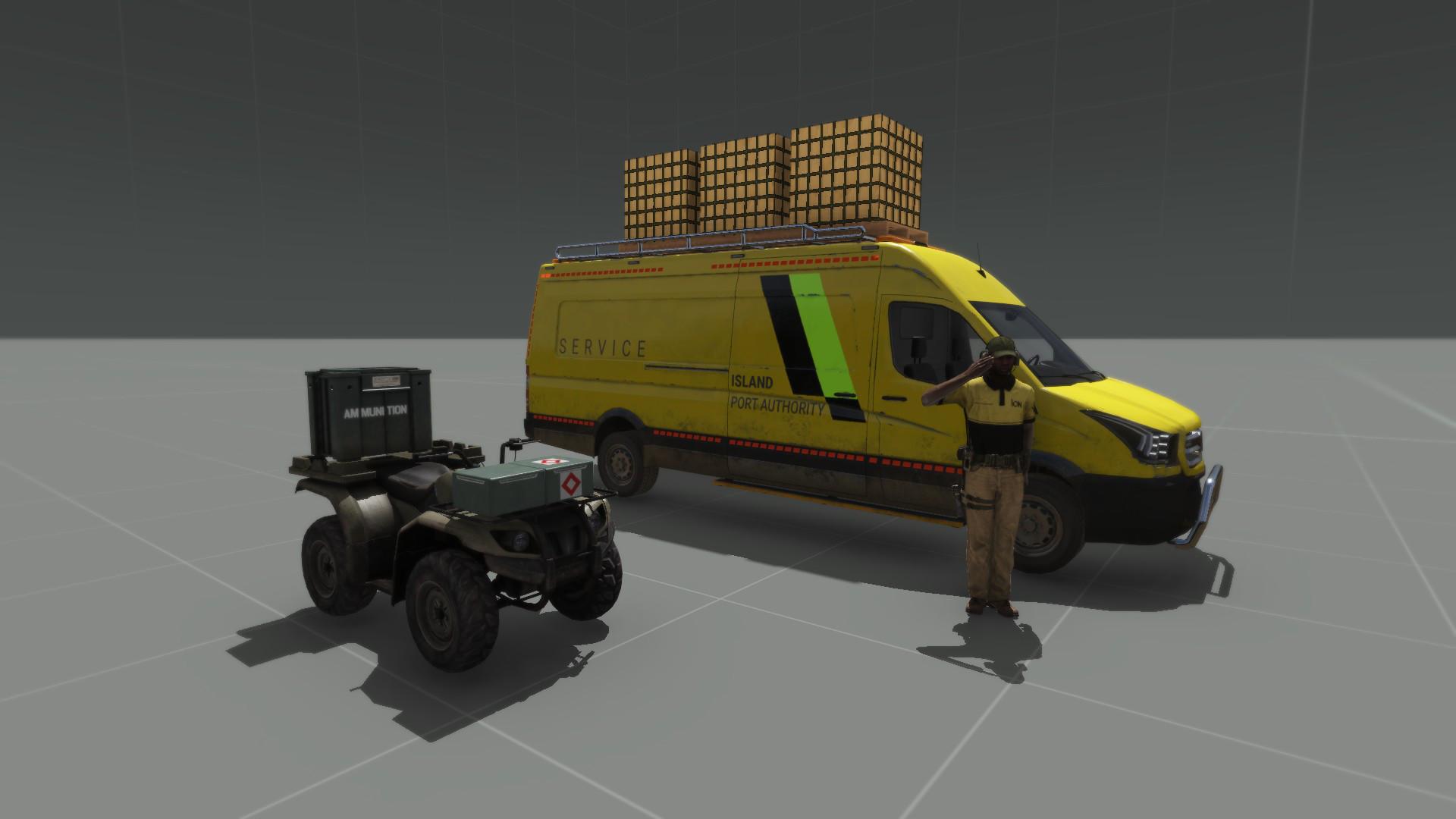 Steam Workshop :: BoxLoader - Vehicle in Vehicle loading