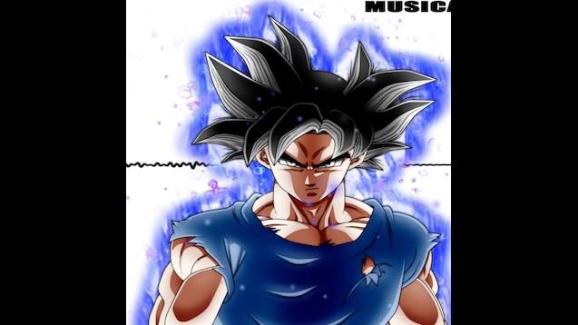 Steam Workshop Dragon Ball Super Ultra Instinct Remix Clash
