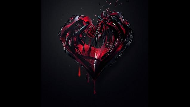 Steam Workshop Black Heart