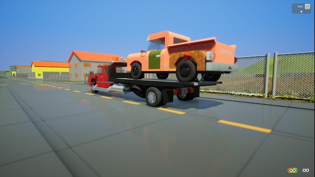 Steam Workshop 1982 Imperial I1000 Flatbed Tow Truck