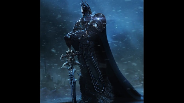 Steam Workshop World Of Warcraft Arthas Lich King