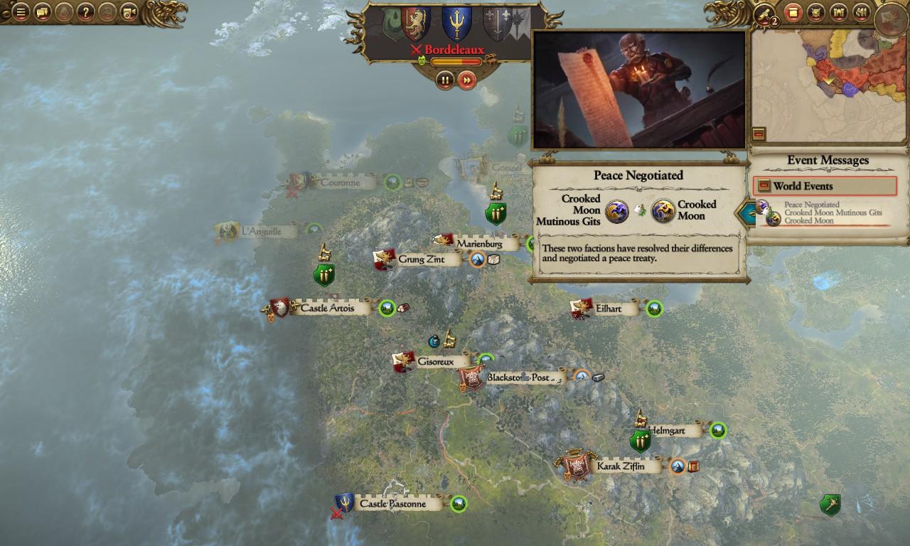 Mortal Empires: The Good, The Bad & The Ugly Thread : totalwar