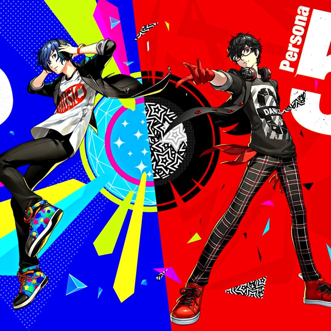 Steam Workshop Persona 3 Persona 5 Dancing Night Theme W Music