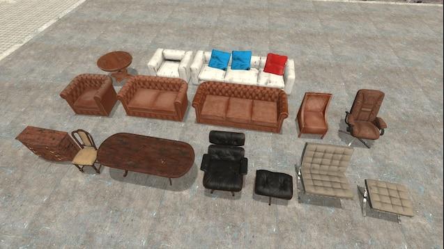 Steam Workshop :: UE4 HQ Furniture Pack