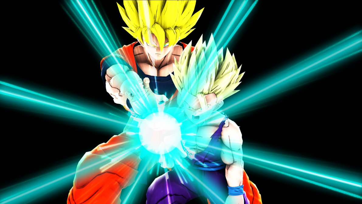 Ham Duhham Roblox Teen Gohan Gfx Steam Workshop Dbxv2 Gohan Pack Part1