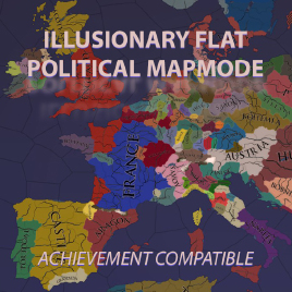 Steam workshop illusionary flat political mapmode v17 gumiabroncs Gallery