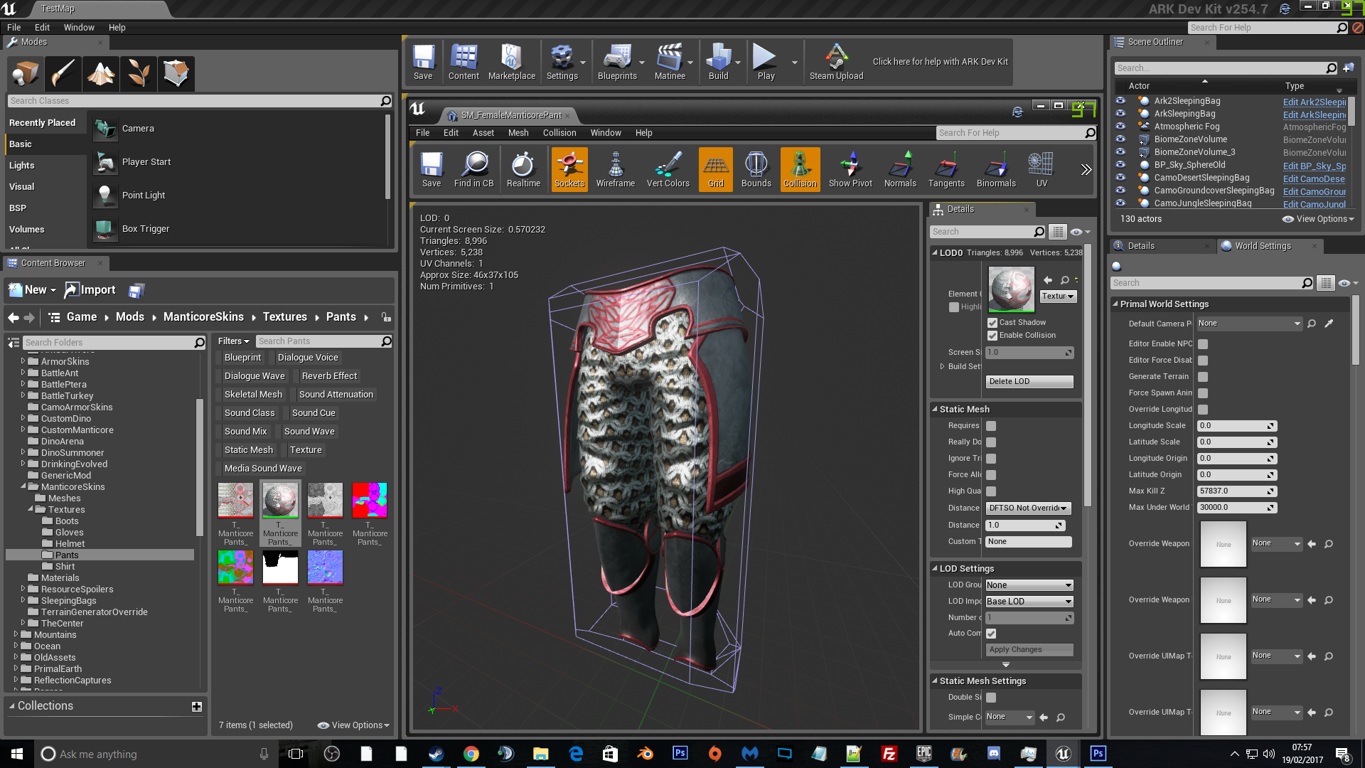 Steam Workshop :: Custom Skins - SoulReaper Armor