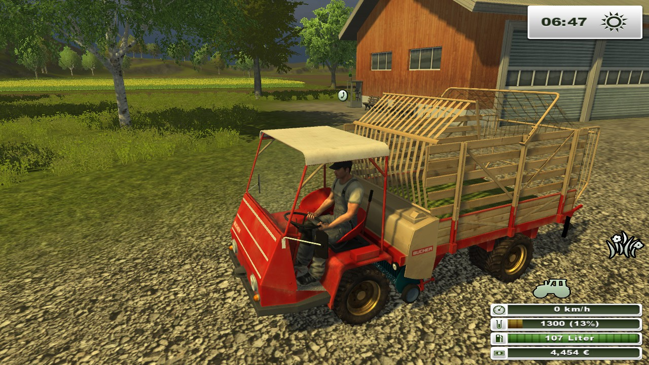 Steam Community :: Screenshot :: Selbstfahrer Ladewagen