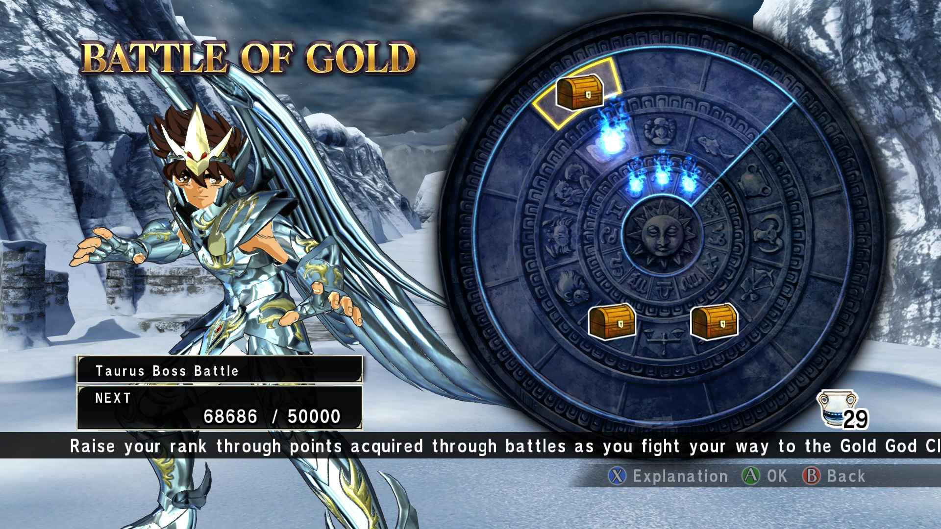 Steam Community :: Guide :: Saint Seiya: Soldiers' Soul (How