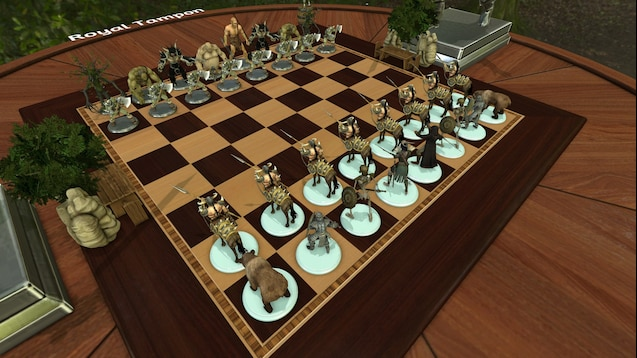 Steam Workshop :: Animated Chess 2 player