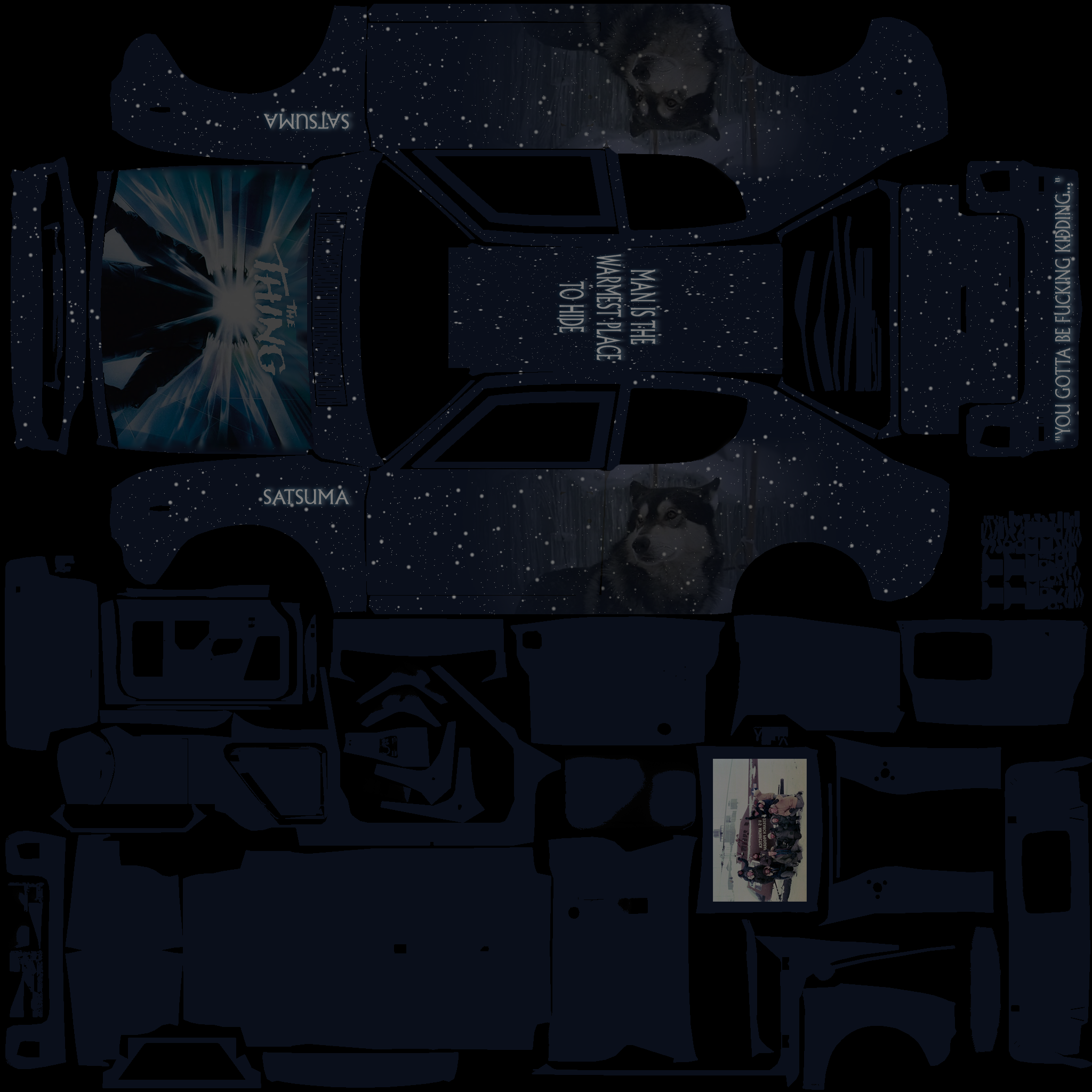 Steam Community The Thing Template
