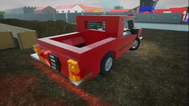 W superbly Steam Workshop :: Fiat 125p Pickup HE18