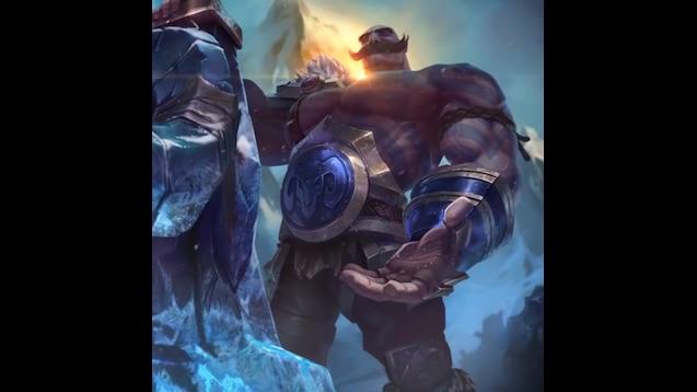 Steam Workshop Braum League Of Legends