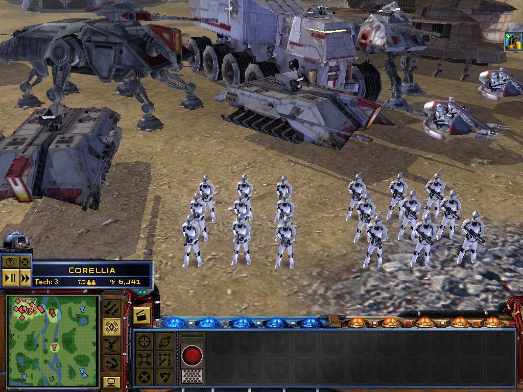 Game fix / crack: star wars: empire at war forces of corruption.