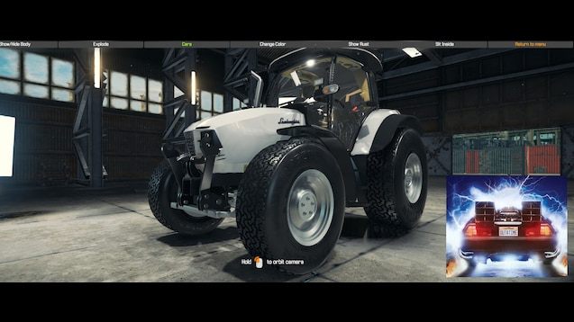 Steam Workshop Lamborghini Nitro 120