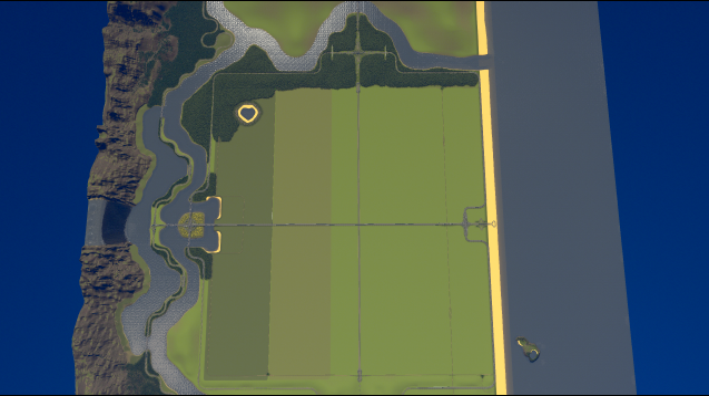 Steam workshop trident bay super flat map gumiabroncs Choice Image