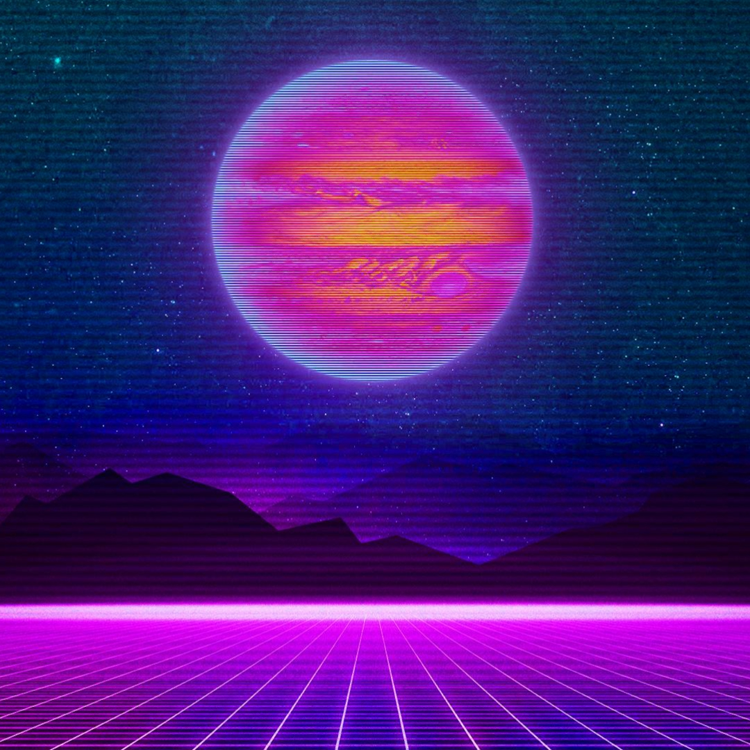 Retrowave Wallpaper